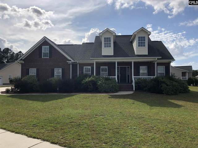 205 Mckade Lane, Leesville, SC 29070 (MLS #498408) :: The Olivia Cooley Group at Keller Williams Realty
