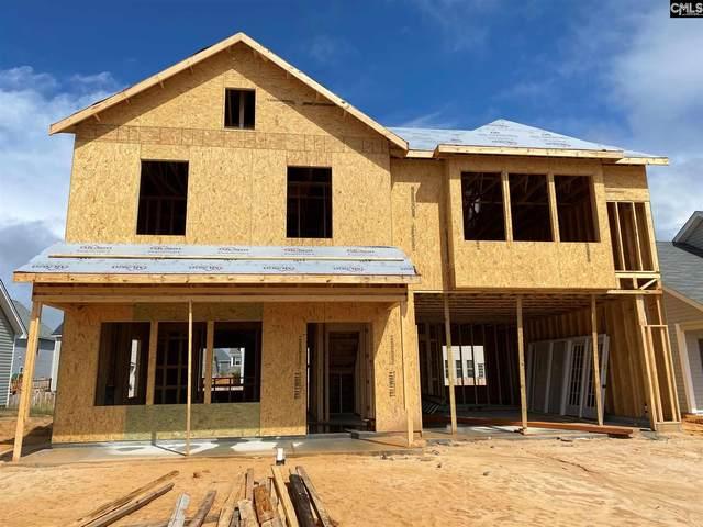823 Queenshire Lane, Elgin, SC 29045 (MLS #500264) :: Loveless & Yarborough Real Estate