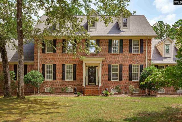 814 Hunter Hill Drive, Camden, SC 29020 (MLS #501311) :: Gaymon Realty Group
