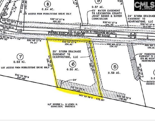 106 Pebblestone Drive #6, Lexington, SC 29072 (MLS #502305) :: Loveless & Yarborough Real Estate