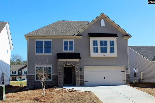661 Roslindale (Lot 91) Circle, Blythewood, SC 29016 (MLS #502464) :: The Olivia Cooley Group at Keller Williams Realty