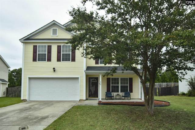 114 Summit Ridge Circle, Columbia, SC 29229 (MLS #502633) :: The Latimore Group