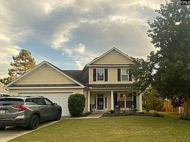 105 Coxton Mill Lane, Lexington, SC 29073 (MLS #504006) :: Gaymon Realty Group