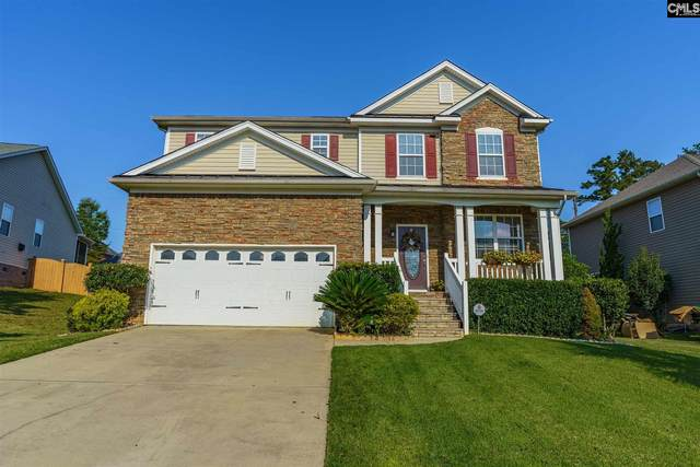 412 Plymouth Pass Drive, Lexington, SC 29072 (MLS #504236) :: The Olivia Cooley Group at Keller Williams Realty