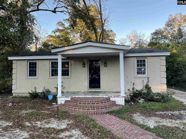 472 Coleman Avenue, Orangeburg, SC 29115 (MLS #504477) :: EXIT Real Estate Consultants