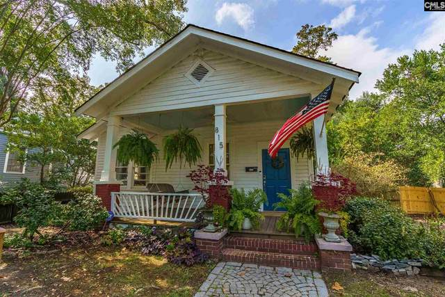 815 Queen Street, Columbia, SC 29205 (MLS #504549) :: EXIT Real Estate Consultants