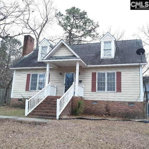 208 Gusty Lane, Hopkins, SC 29061 (MLS #505332) :: EXIT Real Estate Consultants