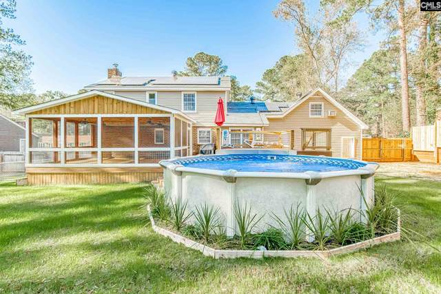206 Goldstone Drive, Columbia, SC 29212 (MLS #506358) :: The Olivia Cooley Group at Keller Williams Realty