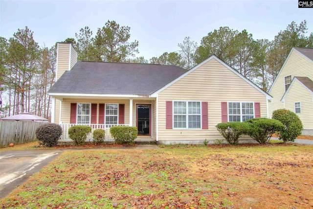 129 Tilting Rock Drive, Hopkins, SC 29061 (MLS #508374) :: Loveless & Yarborough Real Estate