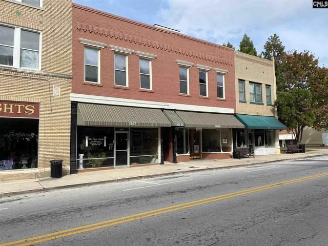 1307 & 1309 Main Street, Newberry, SC 29108 (MLS #509163) :: Fabulous Aiken Homes