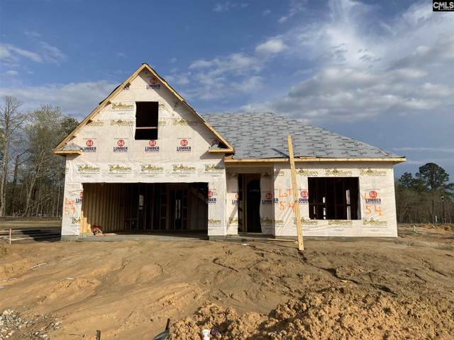 1151 Deep Creek (Lot 54) Road, Blythewood, SC 29016 (MLS #509478) :: Loveless & Yarborough Real Estate