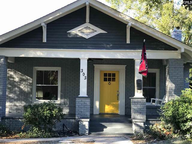 303 S Waccamaw Avenue, Columbia, SC 29205 (MLS #511330) :: The Neighborhood Company at Keller Williams Palmetto