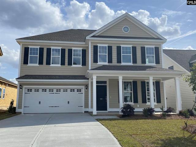 591 Harbour Pointe Drive, Columbia, SC 29229 (MLS #511661) :: The Olivia Cooley Group at Keller Williams Realty