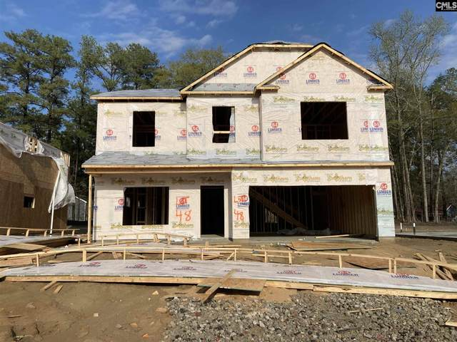 1129 Deep Creek (Lot 48) Road, Blythewood, SC 29016 (MLS #513233) :: Loveless & Yarborough Real Estate