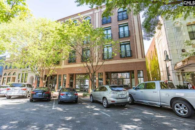 1520 Main Street 3F, Columbia, SC 29201 (MLS #514899) :: Home Advantage Realty, LLC