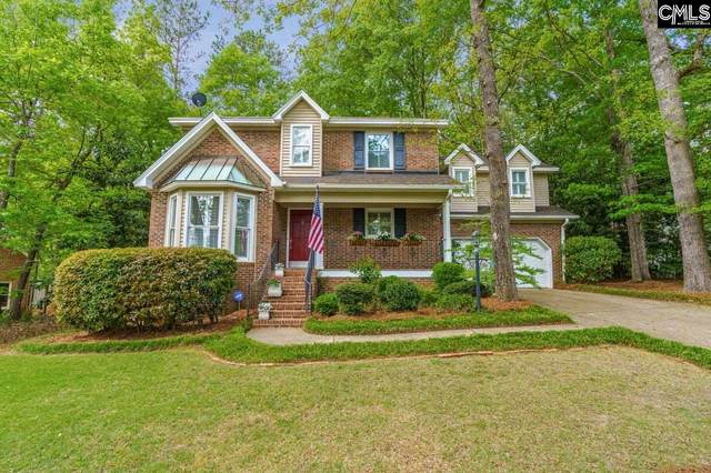 726 Carriage Lakes Drive, Lexington, SC 29072 (MLS #515071) :: Loveless & Yarborough Real Estate
