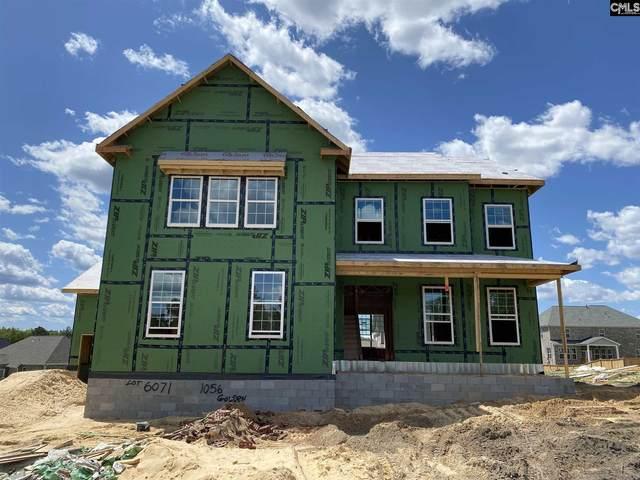 1056 Golden Ledge Lane, Elgin, SC 29045 (MLS #515475) :: Loveless & Yarborough Real Estate