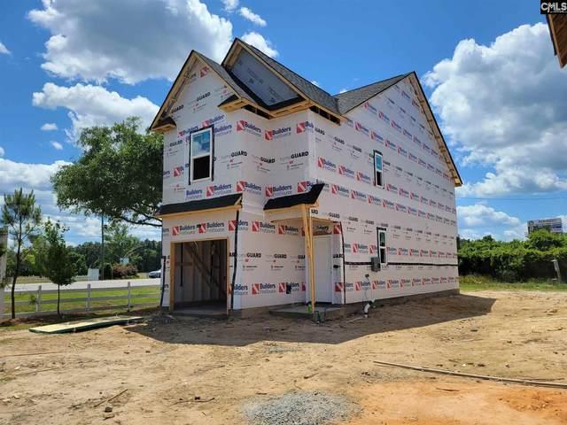 107 Dawsons Park Circle, Lexington, SC 29072 (MLS #515621) :: EXIT Real Estate Consultants