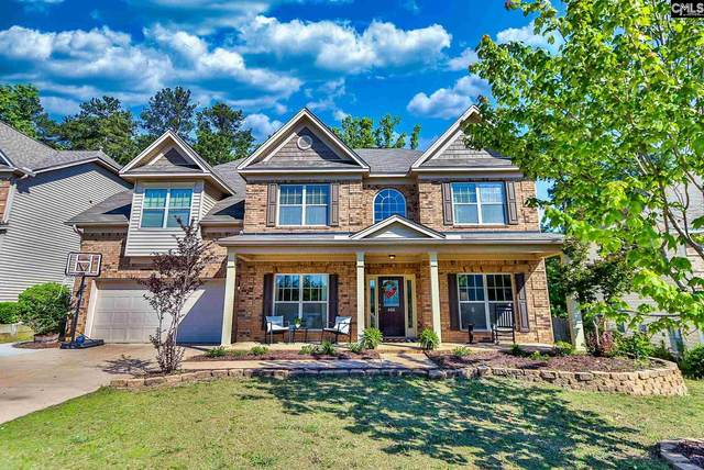 406 Bronze Drive, Lexington, SC 29072 (MLS #516789) :: Loveless & Yarborough Real Estate