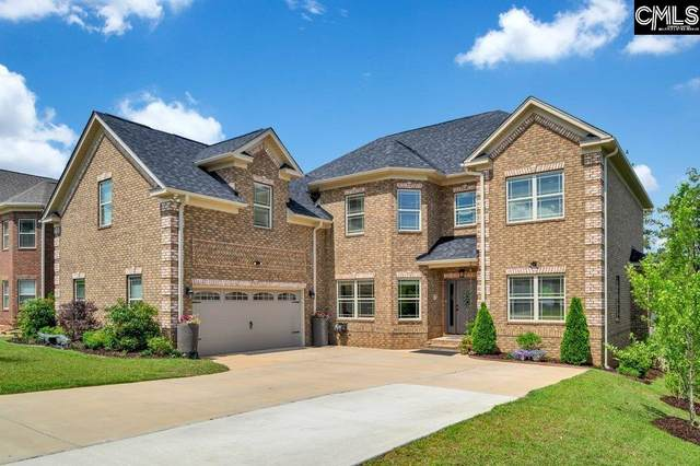 418 Coral Rose Drive, Irmo, SC 29063 (MLS #517019) :: EXIT Real Estate Consultants