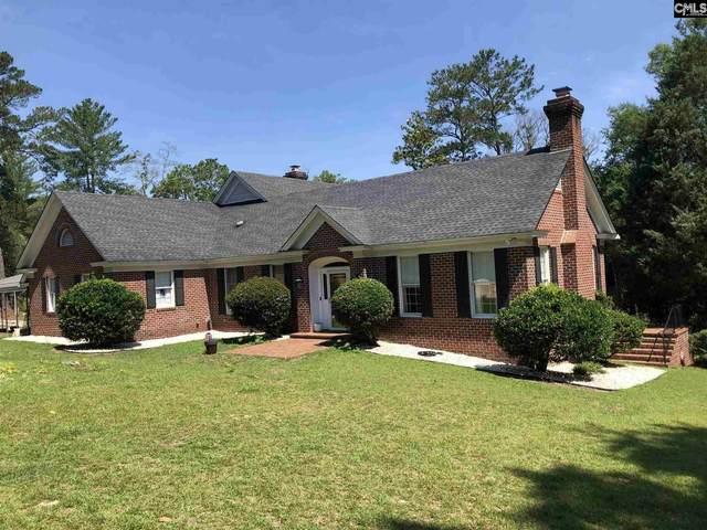2107 Jumelle Springs Road, Camden, SC 29020 (MLS #519610) :: Loveless & Yarborough Real Estate