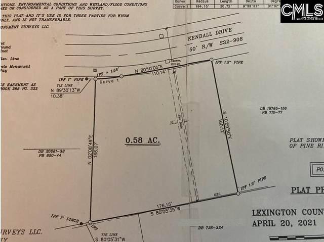 TBD Kendall Drive Prt Of 5&6, Batesburg, SC 29006 (MLS #520590) :: EXIT Real Estate Consultants