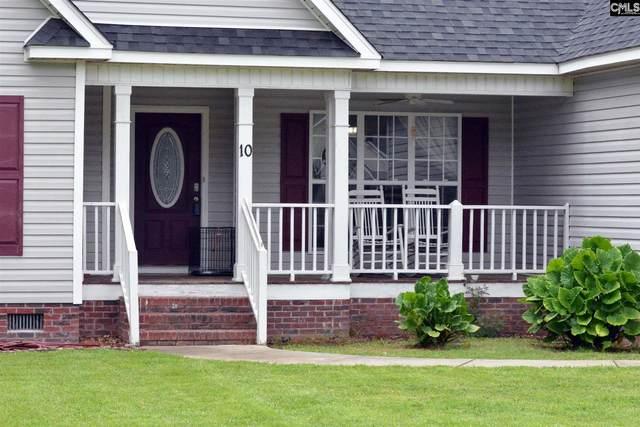 10 Split Oak Court, Camden, SC 29020 (MLS #520671) :: Loveless & Yarborough Real Estate