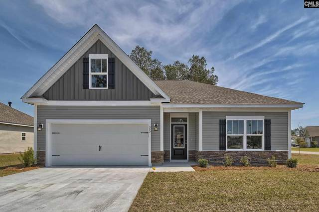 141 Green Ivy (Lot 25) Court, Camden, SC 29020 (MLS #521731) :: The Olivia Cooley Group at Keller Williams Realty