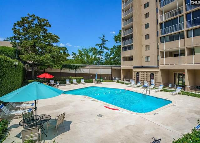 1825 St Julian Place Apt 14J, Columbia, SC 29204 (MLS #521996) :: Loveless & Yarborough Real Estate