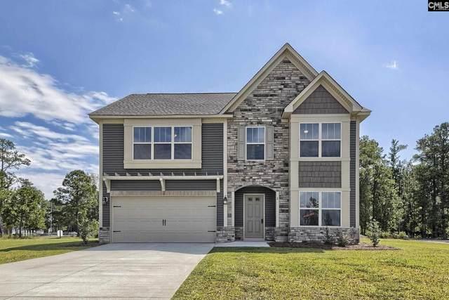 41 Ridge Circle Drive, Camden, SC 29020 (MLS #522251) :: The Olivia Cooley Group at Keller Williams Realty