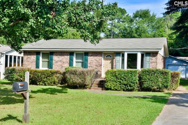 205 Touring Road, Columbia, SC 29072 (MLS #522980) :: NextHome Specialists