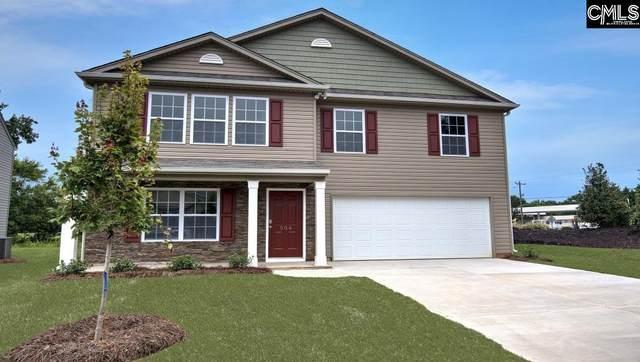 109 Rippling Way, Lugoff, SC 29078 (MLS #524360) :: Loveless & Yarborough Real Estate
