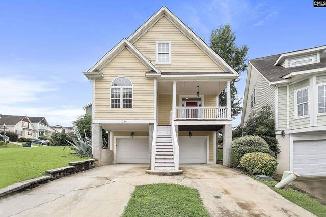 224 Canal Place Drive, Columbia, SC 29201 (MLS #524643) :: The Olivia Cooley Group at Keller Williams Realty