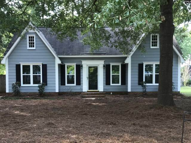 206 Whitby Road, Irmo, SC 29063 (MLS #526222) :: The Olivia Cooley Group at Keller Williams Realty