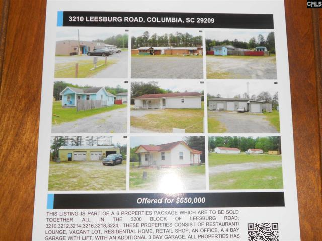 3210 Leesburg Road, Columbia, SC 29209 (MLS #423859) :: EXIT Real Estate Consultants