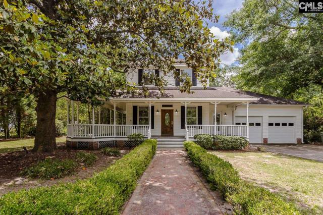 207 Greene Street, Camden, SC 29020 (MLS #444194) :: Home Advantage Realty, LLC