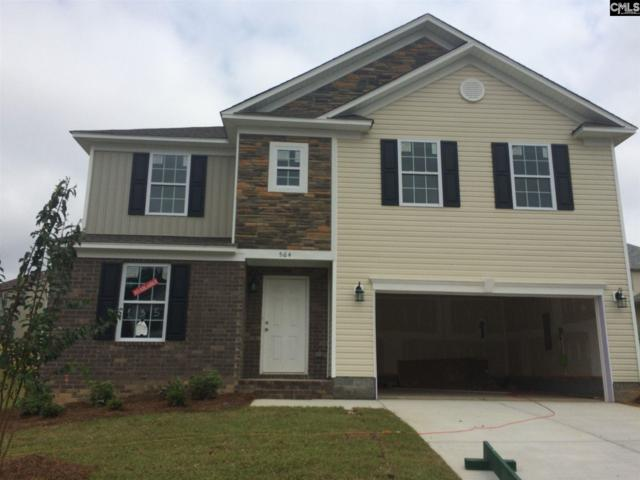 546 Teaberry Drive, Columbia, SC 29229 (MLS #448896) :: Home Advantage Realty, LLC