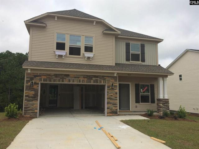 563 Teaberry Drive, Columbia, SC 29229 (MLS #450228) :: Home Advantage Realty, LLC