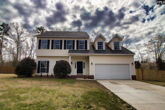 306 Glen Rose Circle, Irmo, SC 29063 (MLS #464504) :: The Olivia Cooley Group at Keller Williams Realty