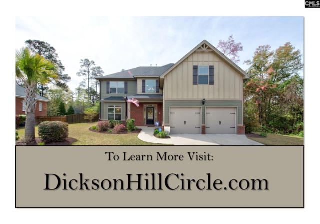 416 Dickson Hill Circle, West Columbia, SC 29170 (MLS #468183) :: EXIT Real Estate Consultants