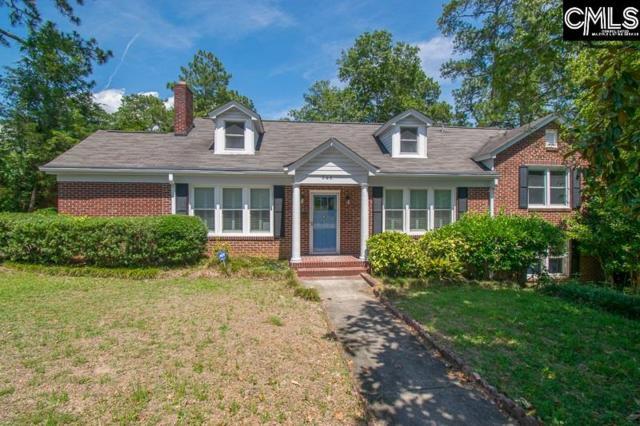 846 Arbutus Drive, Columbia, SC 29205 (MLS #474706) :: Home Advantage Realty, LLC