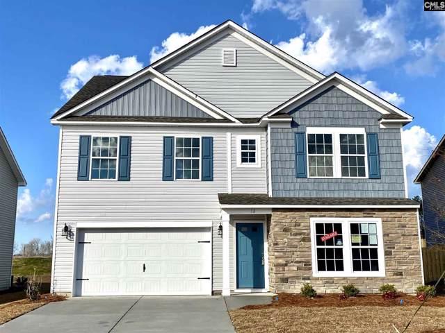 12 Texas Black Way, Elgin, SC 29045 (MLS #479604) :: Loveless & Yarborough Real Estate