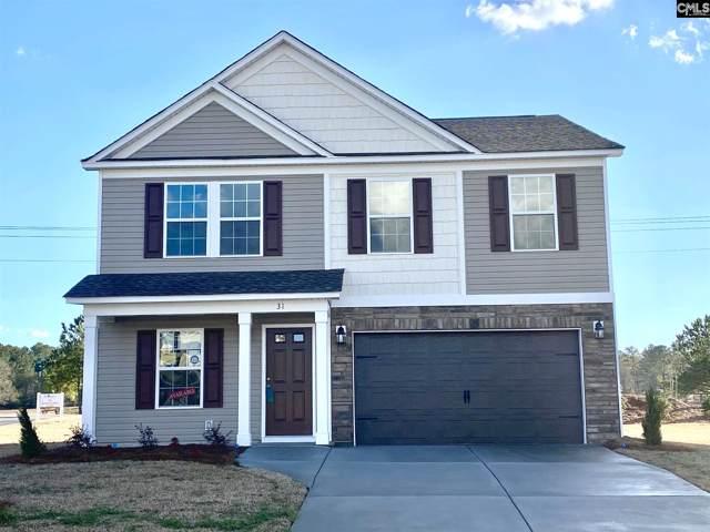 31 Texas Black Way, Elgin, SC 29045 (MLS #480032) :: Loveless & Yarborough Real Estate