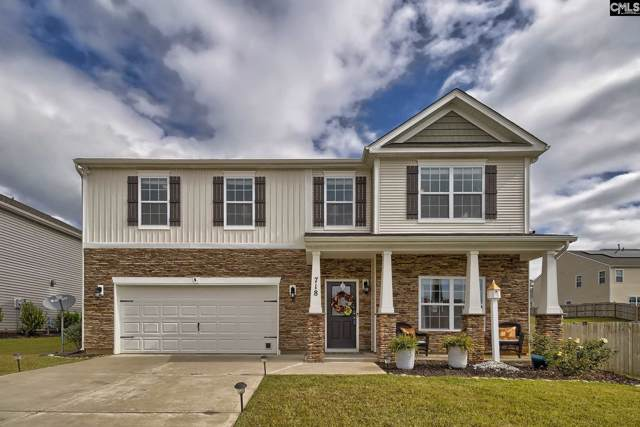 718 Cape Horn Lane, Chapin, SC 29036 (MLS #481626) :: EXIT Real Estate Consultants