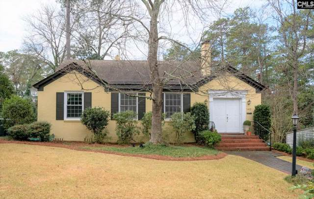 1415 Glenwood Road, Columbia, SC 29204 (MLS #484194) :: Loveless & Yarborough Real Estate