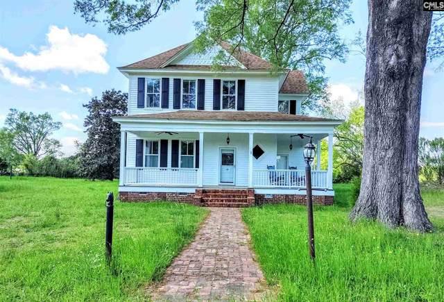 7717 Bluff Road, Gadsden, SC 29052 (MLS #487419) :: EXIT Real Estate Consultants