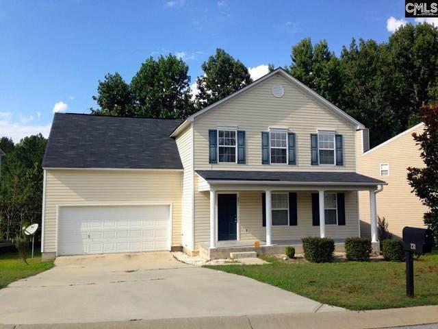 231 Vermillion Drive, Columbia, SC 29209 (MLS #490901) :: Loveless & Yarborough Real Estate