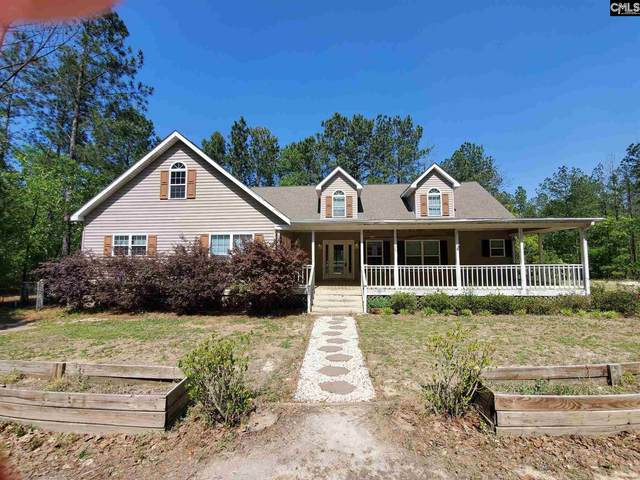 245 Gantt Mill Road, Leesville, SC 29070 (MLS #493327) :: EXIT Real Estate Consultants