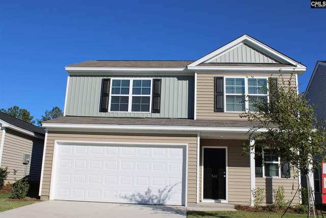 542 Hatteras Drive, Blythewood, SC 29016 (MLS #496956) :: Fabulous Aiken Homes