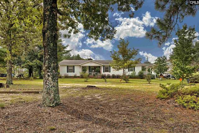 463 Truesdale Road, Camden, SC 29020 (MLS #499353) :: EXIT Real Estate Consultants